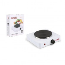 Electric Hot Plate 1000 W White