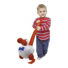 Interactive Pet Waddle Duck