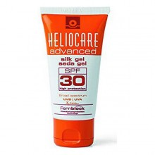 Facial Sun Cream Advanced Silk Heliocare Spf 30