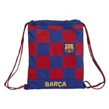 Backpack with Strings F.C. Barcelona Navy Blue