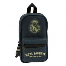 Backpack Pencil Case Real Madrid C.F. 19/20 Navy Blue
