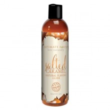 Salted Caramel Flavoured Lubricant (60 ml) Intimate Earth 06929