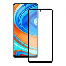 Tempered Glass Screen Protector Redmi Note 9 Pro/Note 9s KSIX Full Glue 2.5D
