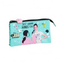 Holdall Bia Turquoise