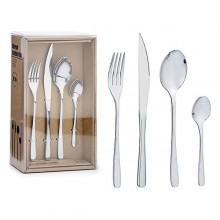 Pieces of Cutlery Metal (16 pcs)