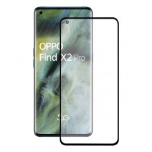 Tempered Glass Screen Protector Oppo Find X2 Pro KSIX Full Glue 3D