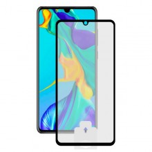 Tempered Glass Mobile Screen Protector Huawei P30 Lite Black