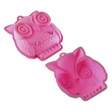 Silicone Cupcake Moulds Owl