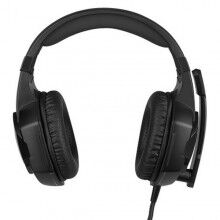 Gaming Headset with Microphone Mars Gaming MHXPRO71 Black