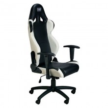 Gaming Chair OMP MY2016 Black/White