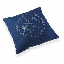 Cushion with Filling Nautical 100 % polyester (15 x 45 x 45 cm)