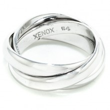 Ladies' Ring Xenox XS8539 (Size 15)