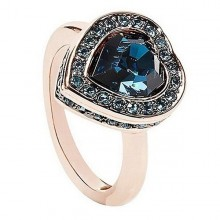 Ladies' Ring Guess UBR28510-54 (Size 14)