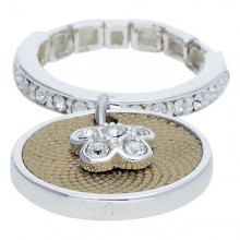 Ladies' Ring Guess UBR11117-L (Size 12)