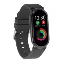 "Activity Bangle Fitness Band HR3 0,96"" TFT Bluetooth Black"