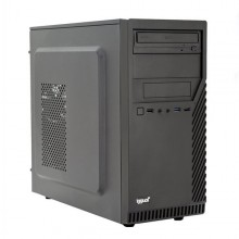 Desktop PC iggual PSIPCH438 i5-9400 8 GB RAM 1 TB W10 Black