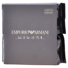 Men's Perfume Set Emporio El Duo Armani 030051 (2 pcs)