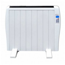 Digital Dry Thermal Electric Radiator (8 chamber) Lodel RA8 1200W White