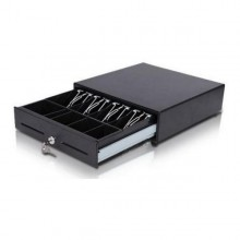 Cash Register Drawer Mustek 330A-039 Black