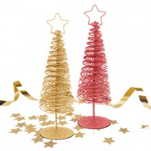 Christmas Tree with Star (7 x 25 x 7 cm) 143422