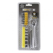 Tool Set Bricotech (13 Pcs)