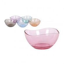 Set of bowls 310 cc (6 pcs) Multicolour