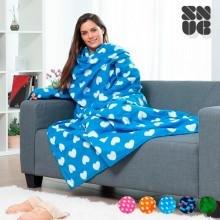 Extra Soft Snug Snug Blanket with Sleeves for Adults  Original Patterns