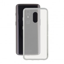 Mobile cover One Plus 6t Contact Flex TPU Transparent