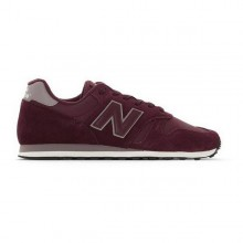 Men's Casual Trainers New Balance ML373 BGM Burgundy