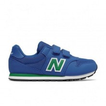 Children's Casual Trainers New Balance KV500YUY Blue