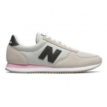 Women's Casual Trainers New Balance WL220AC Beige
