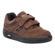 Trainers Paredes ECOLOGY Velcro Brown