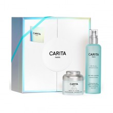 Women's Cosmetics Set Ideal Hydration Carita (2 pcs)