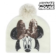 Hat Minnie Mouse 74316 White