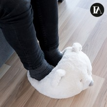 Fashinalizer Polar Bear Foot Cosy