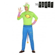 Costume for Adults Th3 Party Alien