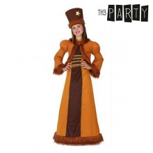 Costume for Children Th3 Party Russian woman