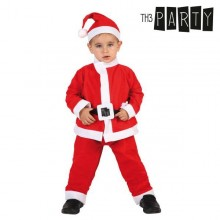 Costume for Children Th3 Party Father christmas