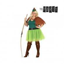 Costume for Adults Th3 Party Female archer