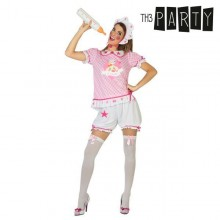 Costume per Adulti Th3 Party Neonato Rosa