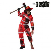 Costume for Adults Th3 Party Dead fireman
