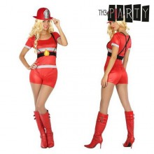 Costume for Adults Th3 Party Firewoman