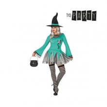 Costume for Adults Th3 Party Witch Cyan