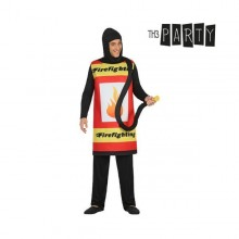 Costume for Adults Th3 Party 2184 Extinguisher