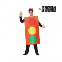Costume for Adults Th3 Party 6563 Traffic lights