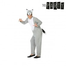 Costume for Adults Th3 Party Wolf