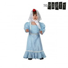Costume for Babies Th3 Party Madrilenian woman