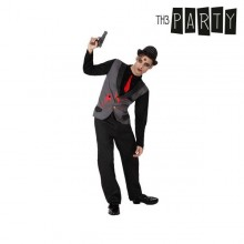 Costume for Adults Th3 Party Dead mafioso