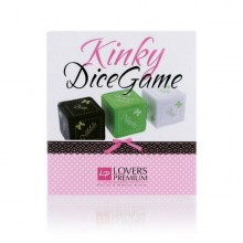 Dice Game Kinky LoversPremium E22004 (3 pcs)