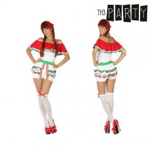 Costume for Adults Th3 Party Mexican woman
